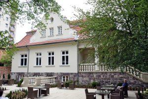 Restauracja z ogrodem Kraków